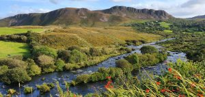 Caragh River near Glenbeigh
