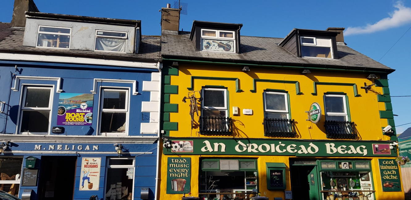 Pubs in Dingle